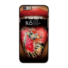 Tatoo Koi tong voor de iPhone 6