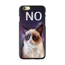 Grumpy cat iPhone 6 Hardcase