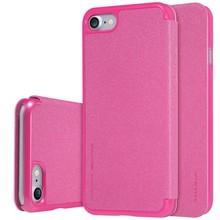 Nillkin Sprankelende zeer dunne roze kwaliteitshoes voor de iPhone 7