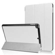 iPad 2017 en Air 1 Smart case II Wit