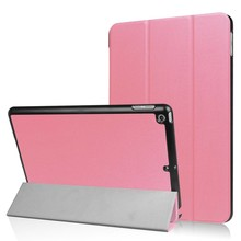 iPad 2017 en Air 1 Smart case II licht roze