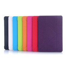 Vouwbare iPad mini 4 case in diverse kleuren