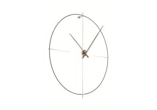 Nomon round clock 'Bilbao'
