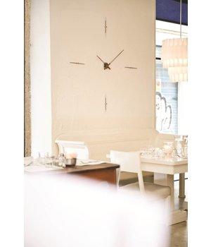 Nomon Merlín minimalistic large wall clock