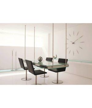 Nomon Merlín grote wandklok in minimalistisch design