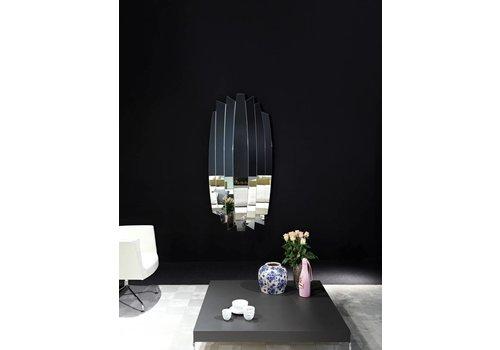 Be Pure Spiegel : Be pure home hi spiegel metaal zwart dotshop