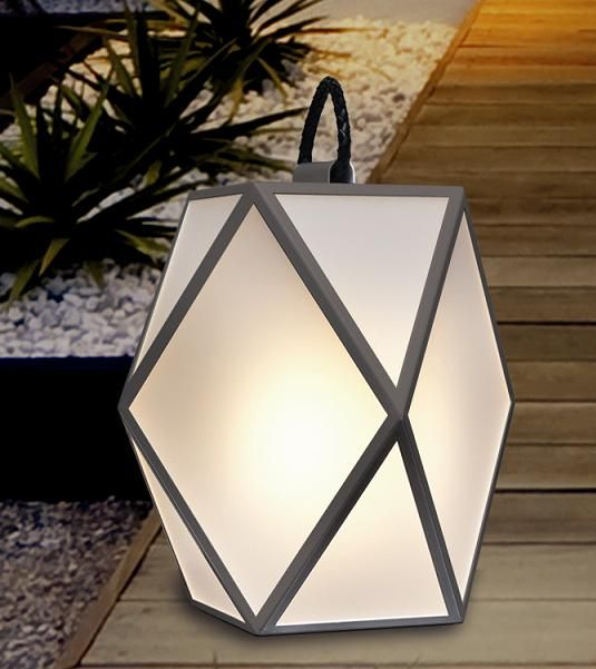 Contardi Muse Outdoor tragbare LED-Lampe Batterie - Wilhelmina Designs