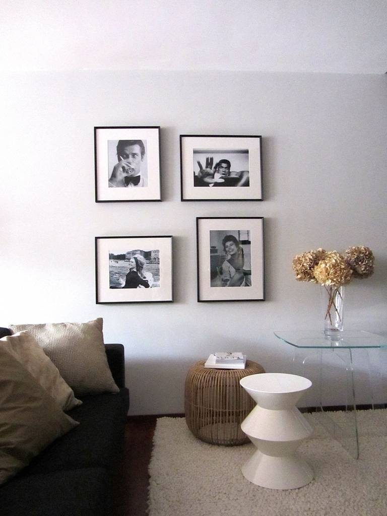 wds magazine celebrity pictures als woondecoratie