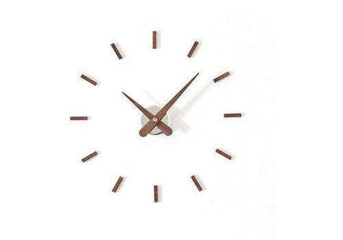 Nomon wooden wall clock 'Sunset'