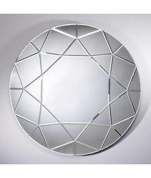 spiegel rund und oval mit oder ohne rahmen bestellen wilhelmina designs. Black Bedroom Furniture Sets. Home Design Ideas