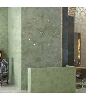 """Nomon """"Mixto"""" XXL Wanduhr mit einem Durchmesser von 110, 125 oder 155 cm, handgefertigt in Spanien"""