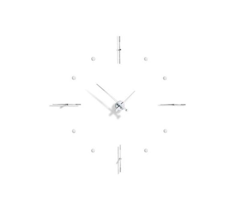 """""""Mixto"""" XXL Wanduhr mit einem Durchmesser von 110, 125 oder 155 cm, handgefertigt in Spanien"""
