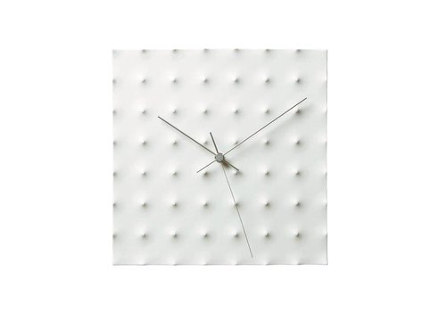 Lemnos design wall clock 'Aggressive'