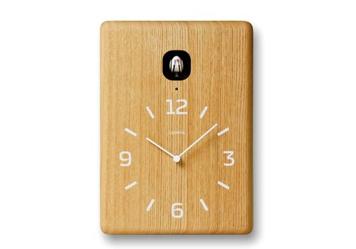Lemnos cuckoo clock 'Cucu'