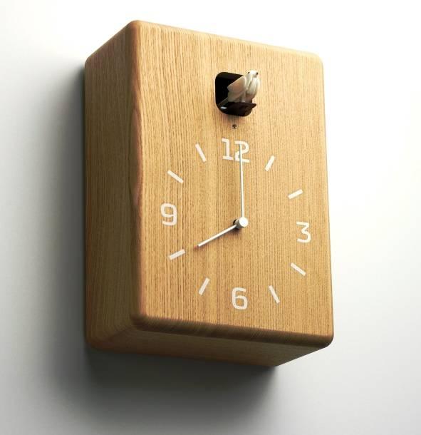 cuckoo clock Wilhelmina Designs