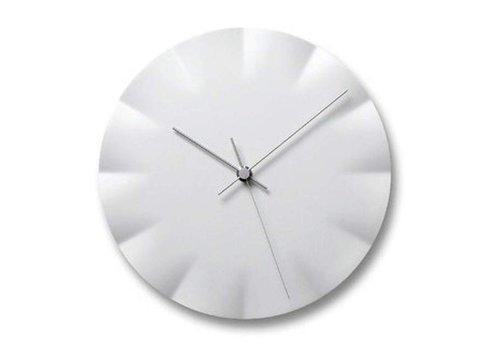 Lemnos Porcelain wall clock 'Kifuku'