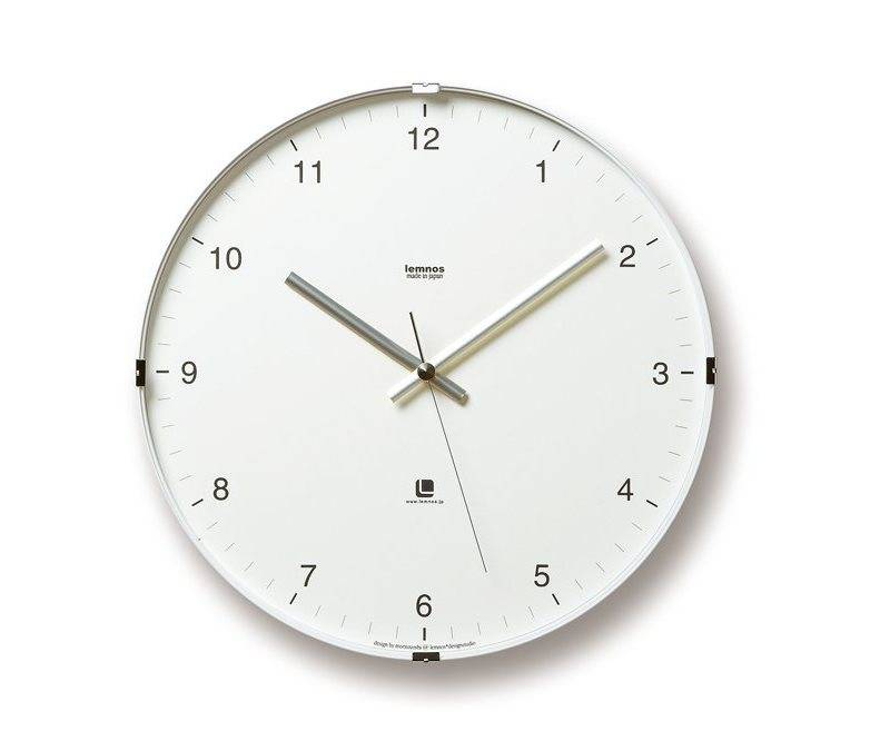 Modern Wall Clock Wilhelmina Designs