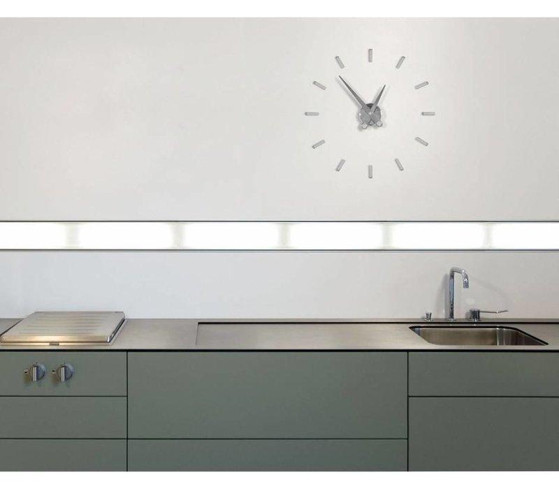 'Puntos' retro clock, 50cm