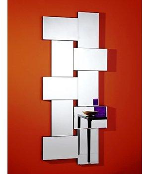 Deknudt Unique 'Criss Cross' mirror design