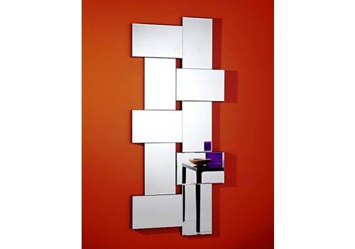 Deknudt moderne spiegel 'Criss Cross'