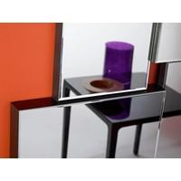 Unique 'Criss Cross' mirror design