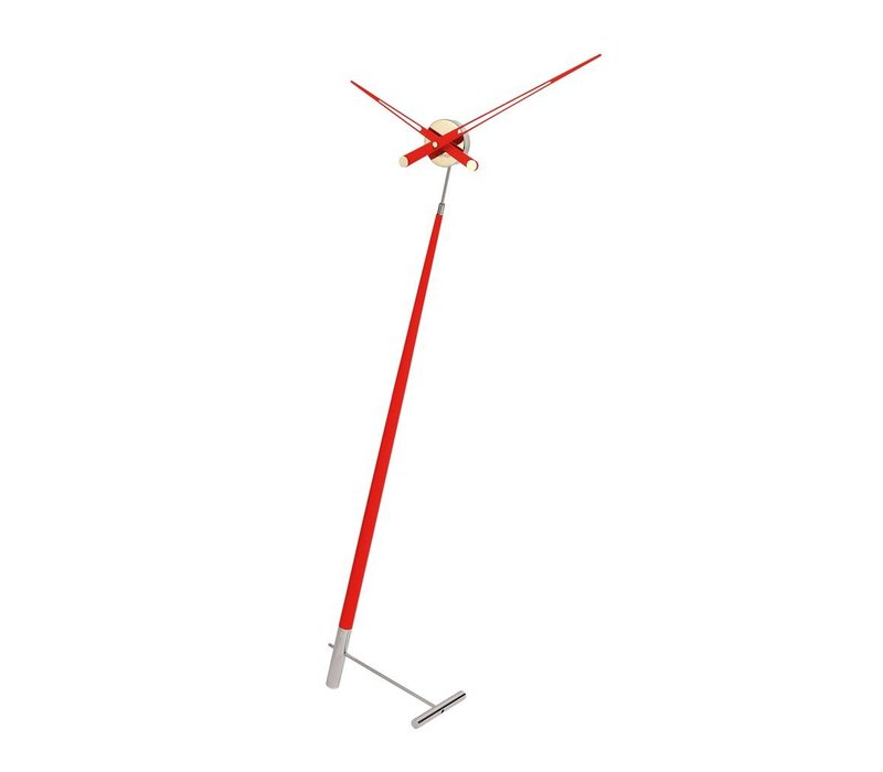 'Pisa N' standing clock