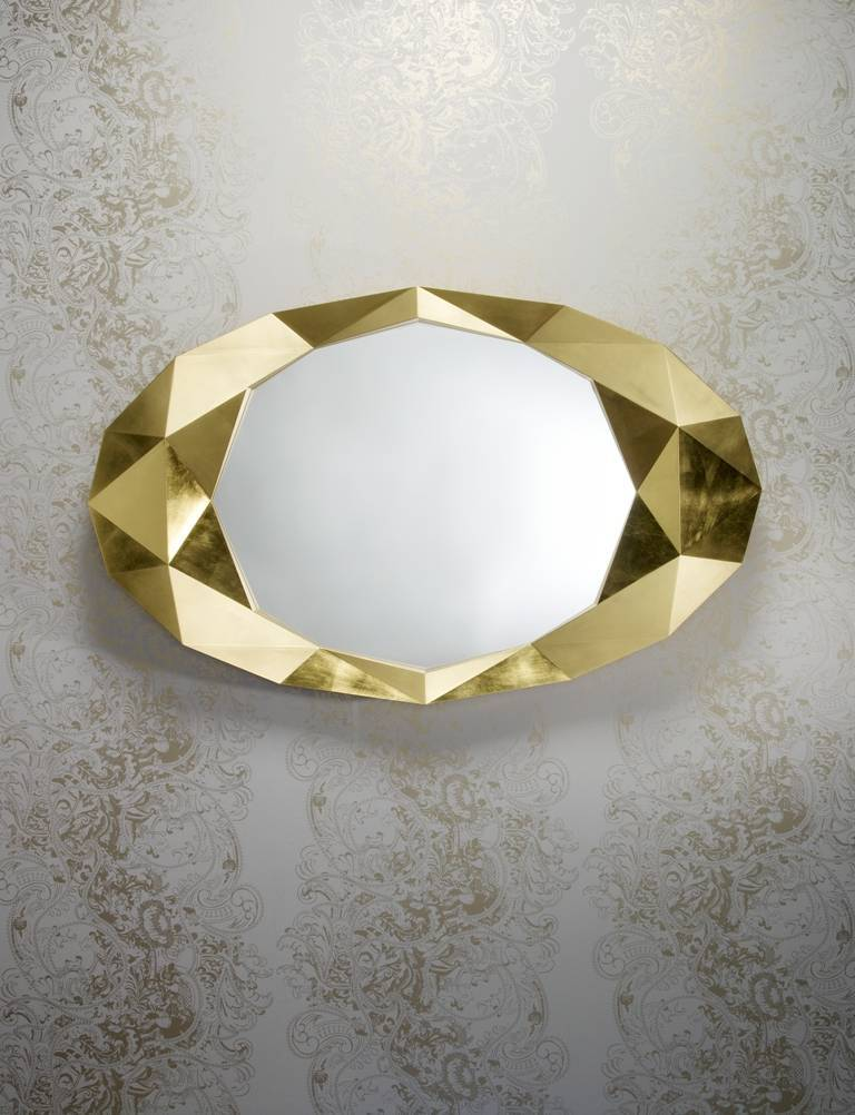 Mirrors are the jewels of interior design
