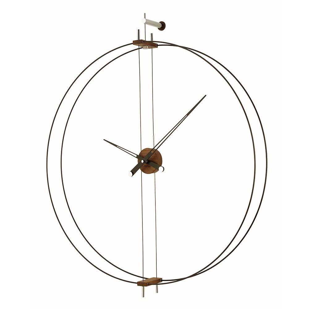Nomon Grote Wandklok u0026#39;Barcelonau0026#39; diameter 90 cm