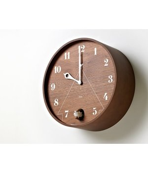 Lemnos Cuckoo clock round