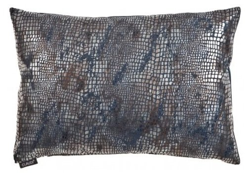 CLAUDI Chique Throw pillow
