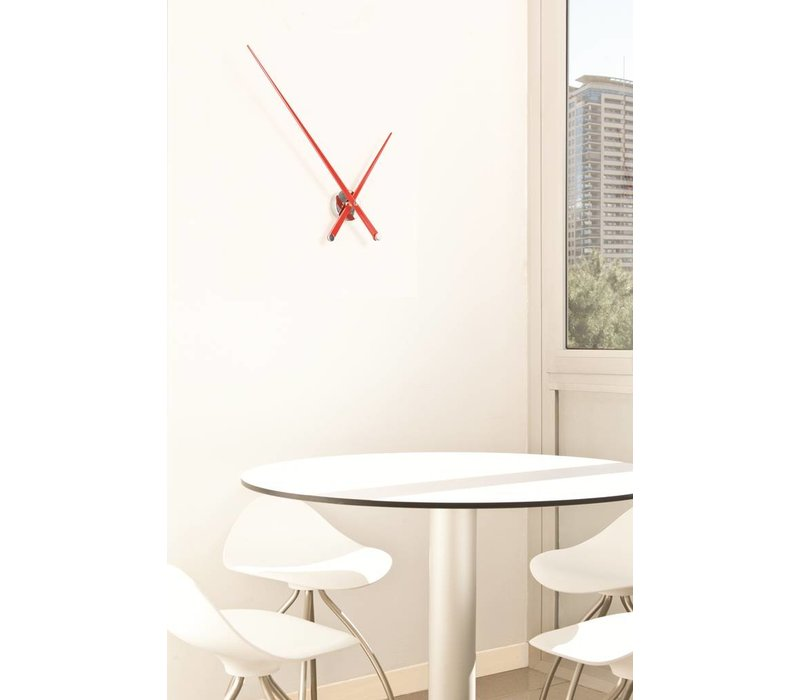 Wall clock large Axioma L 105cm