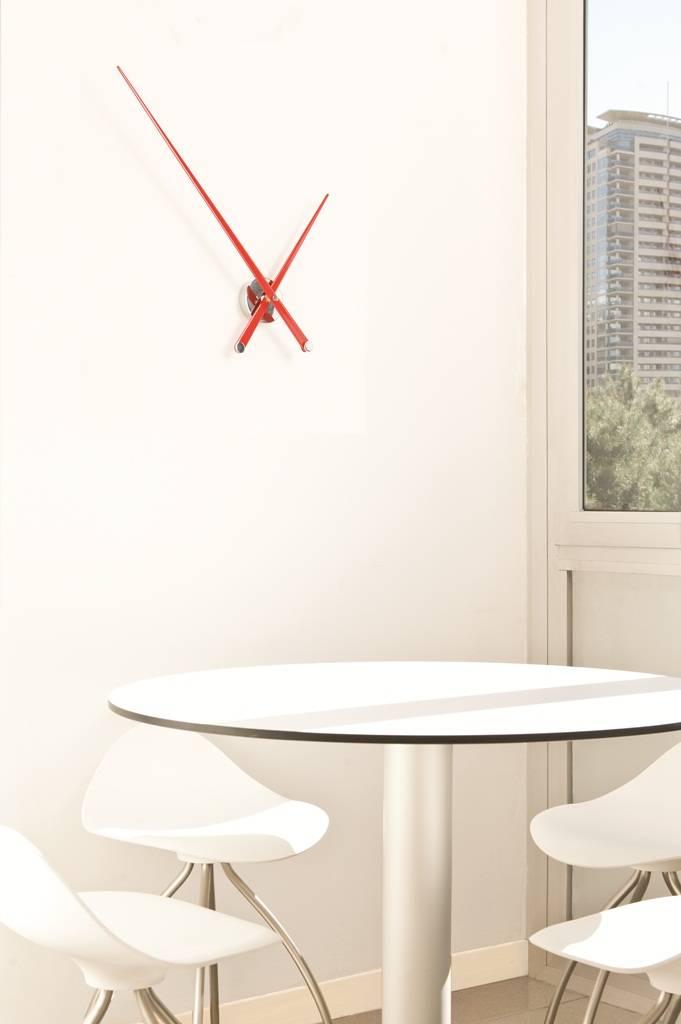 wanduhr gro axioma wilhelmina designs. Black Bedroom Furniture Sets. Home Design Ideas