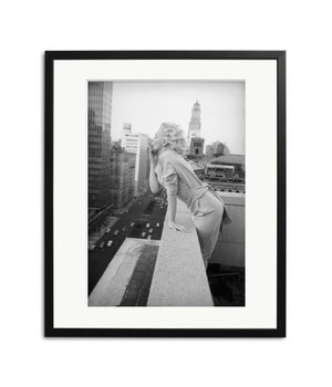 Marilyn Monroe pictures: Marilyn in New York City