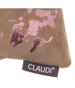 Claudi Throw Pillow Elena Color Ash Rose