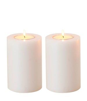 Eichholtz Künstliche Kerzen M 2 Stück h15xb10