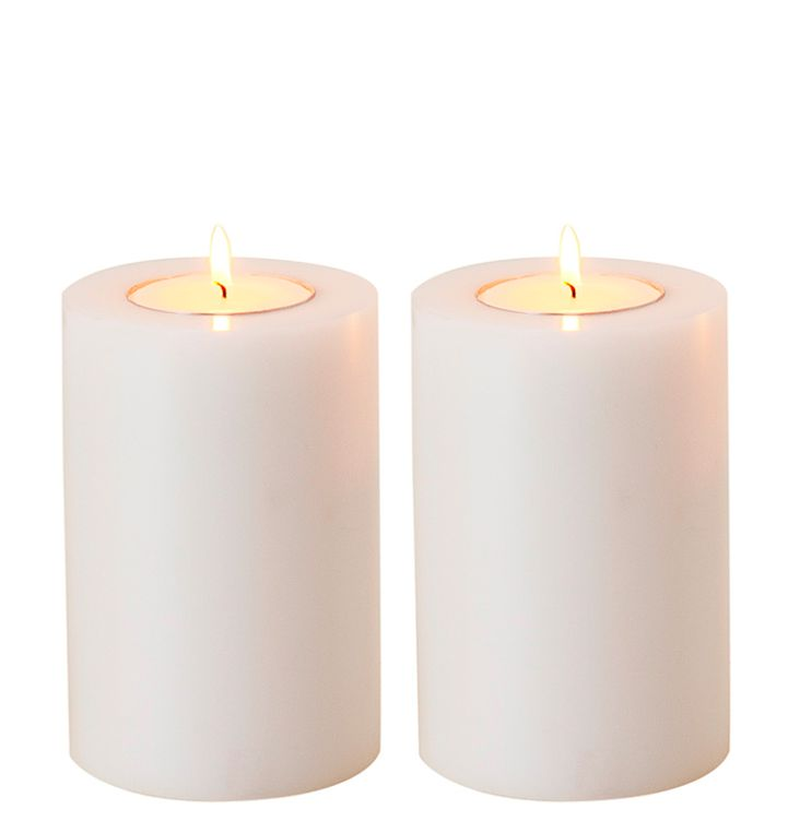 Artificial Candle Set M Wilhelmina Designs