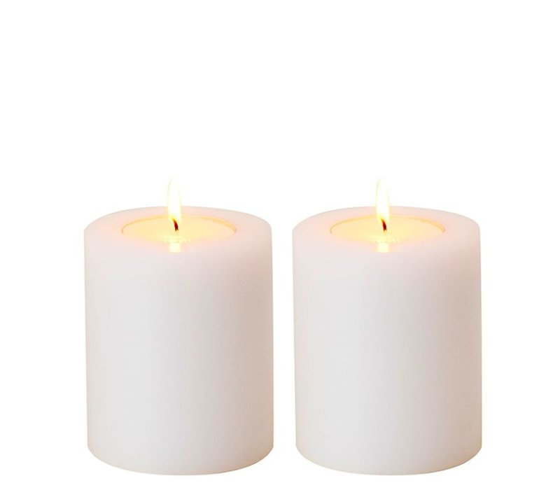 Artificial Candles S - 2 pieces