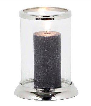 Eichholtz Glass hurricane candle holder Westmond