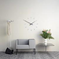 Large wall clock 'Tacón' 105cm