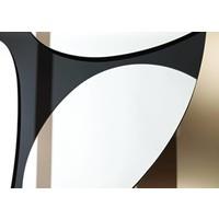 Ovaler Spiegel 'Pebbles' 83 x 125 cm