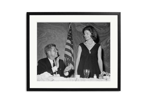 John F. Kennedy & Jackie Kennedy