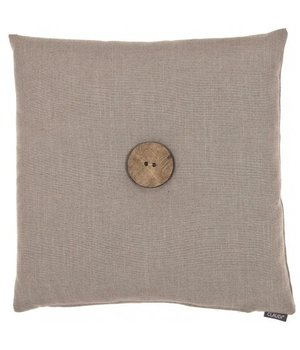 Claudi Cushion Prospero in color Grey