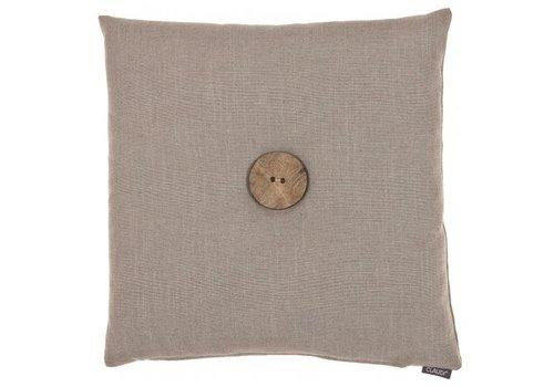 CLAUDI Chique Cushion Prospero Grey