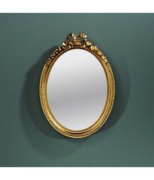 Deknudt Kleiner Spiegel oval 'Cosy' 36 x 50 cm - Gold