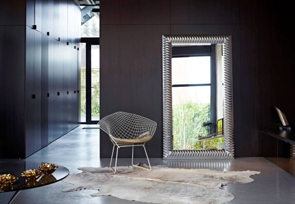 Grote Staande Spiegel : Deknudt nick grote spiegel groot van formaat elegant en