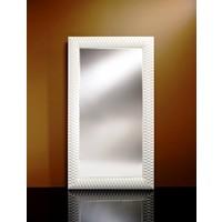 large mirror 'Nick' in white