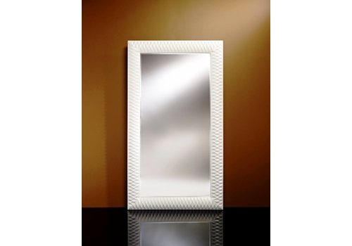 Deknudt large mirror in white