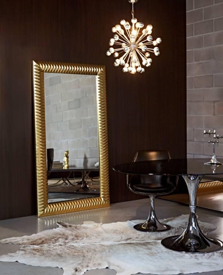 Deknudt 39 nick 39 grote spiegel groot van formaat elegant for Grote spiegel