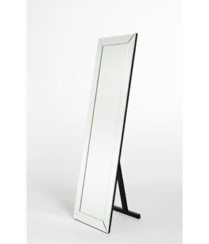 Deknudt Free standing mirror 'Basta standing' 48 x 165cm