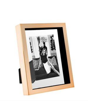 Eichholtz Picture frame Mulholland Small in rose gold